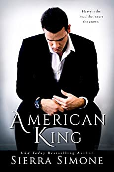 American King (New Camelot Book 3) by [Simone, Sierra]