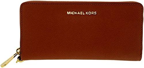 Michael Kors Womens Leather Wrislet - Antique Rose