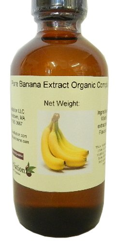 Banana Extract - Organic Compliant 8 oz by OliveNation