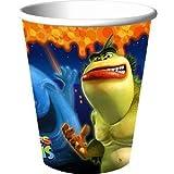 Monsters vs. Aliens 9oz Paper Cups (8ct)