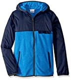 Columbia Mountain Side Overlay Full Zip Fleece