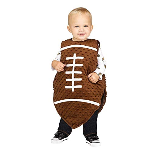 Fun World Costumes Football Tunic