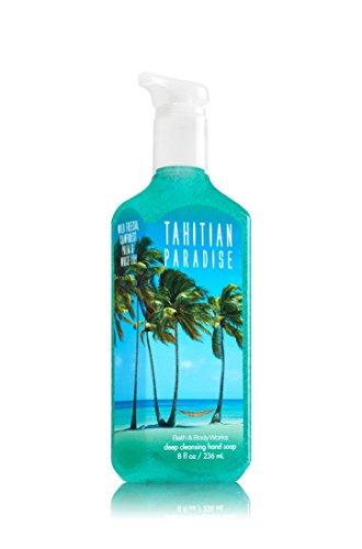 Bath & Body Works Deep Cleansing Hand Soap Tahitian Paradise