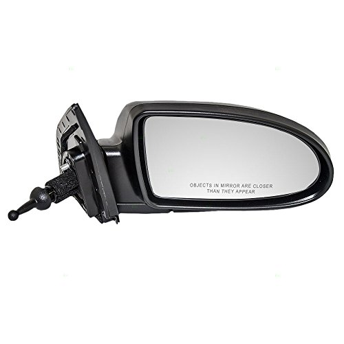 Mirror Accent Hyundai Side - Passengers Manual Remote Side View Mirror Replacement for Hyundai Accent 87620-1E040 AutoAndArt