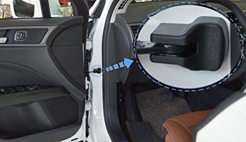 4pcs Car Door Stop Rust Waterproof Protector Cover For Honda Civic Accord CR-V