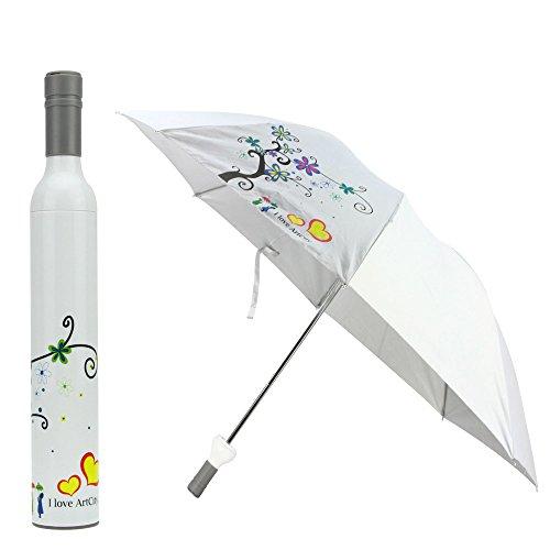FakeFace Novelty Umbrella Collapsible Portable
