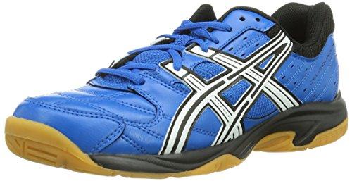 Asics Gel-squad - Zapatillas de balonmano Unisex Niños Blau (Blue 4201)
