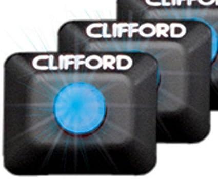 Viper Python Clifford Blue Alarm LED light bright Brand New