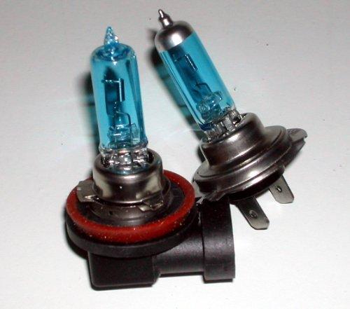 Suzuki GSXR 600 750 06-07 H7 H9 Xenon HID Hyper Blu/Wht Headlight Bulb Bulbs