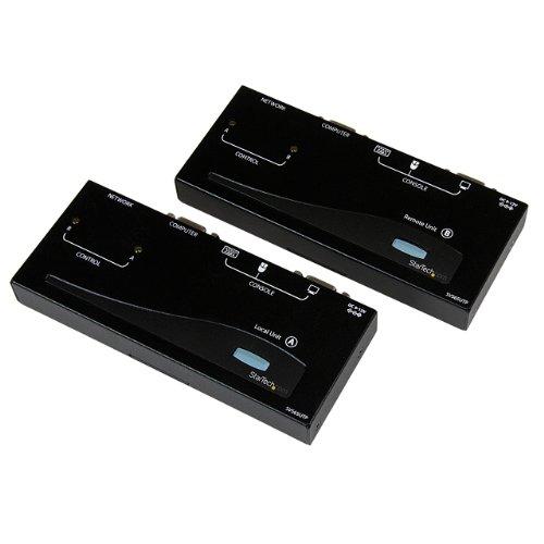 StarTech USB PS2 KVM Console Extender Cat5 Extender - 500-Feet (SV565UTP) by StarTech