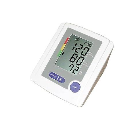 Tensiómetro digital automático de brazo. Detección de pulso irregular y 99 memorias.: Amazon.es: Hogar