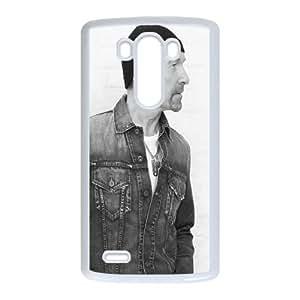 LG G3 Cell Phone Case White U2 Hqnem
