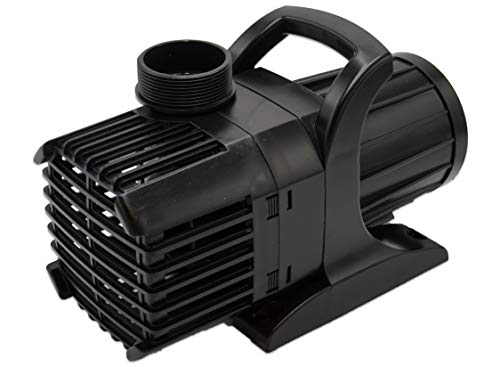 (Aqua Pulse 5,200 GPH Submersible Pump for Ponds, Water Gardens, Pondless Waterfalls and Skimmers)