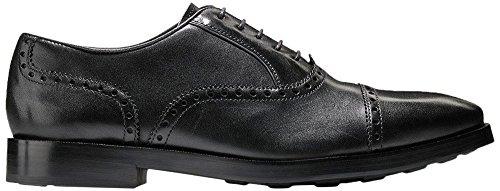 Hamilton Mens Oxford (Cole Haan Mens Hamilton Grand Cap Toe Oxford 9 Black)