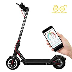 The Swagger 5T is the perfect last mile solution for the most hectic of lifestyles or schedules. Beat stop-and-go traffic on your way to work or make it to your next class from the other side of campus with the Swagger 5. This foldable electr...
