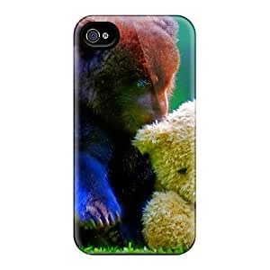 THYde Iphone 6 4.7 Case Slim ultra Fit Bear And Teddy Bear Protective Case Cover ending