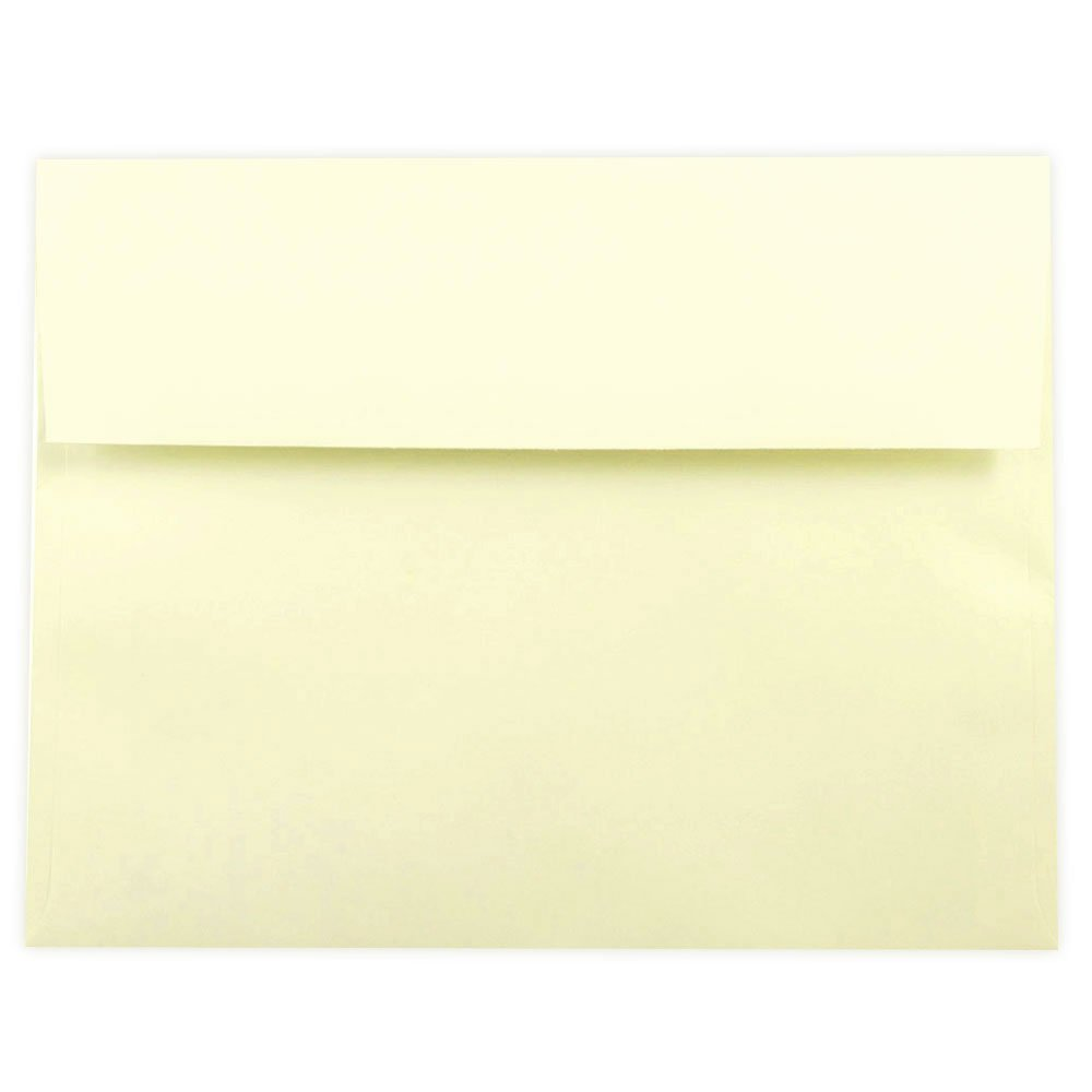 JAM PAPER 6 1/4 x 8 1/4 Invitation Envelopes - Natural - 100/Pack JAM Paper & Envelope