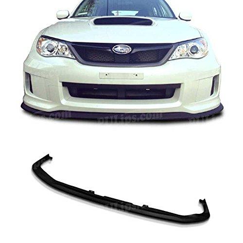 CS Style Front Bumper Lip For Subaru Impreza WRX STI 2011-2014