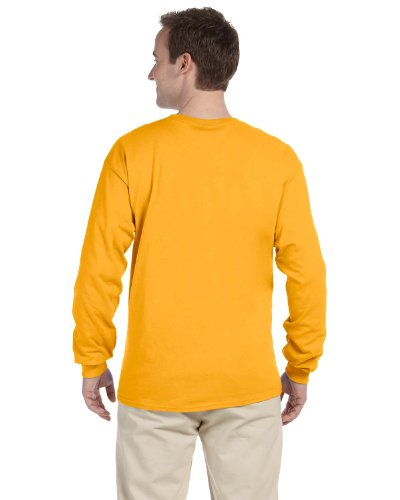 Oro shirt Of Robusto 4930r Lunga The Cotone Manica Loom Fruit T In A xU7vqaId