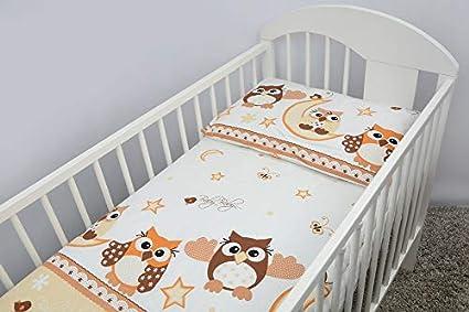 2 Piece Baby Children Quilt Duvet /& Pillow Set 120x90 cm to fit Toddler Cot Bed 6