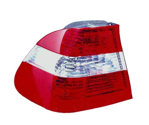 DEPO 444-1911L-UQ-CR Replacement Driver Side Tail Light Assembly (This product is an aftermarket product. It is not…