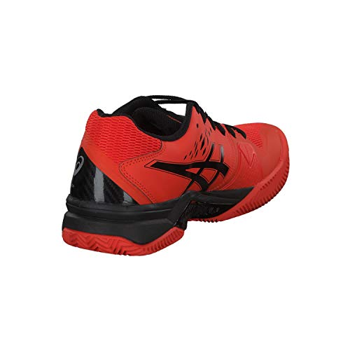 Scarpe black Gel Tomato Rot Da 12 cherry Tennis Clay Uomo Asics challenger 813 PIBqxOqg