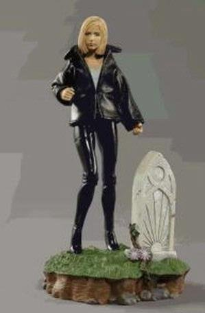 IKON Exclusive Buffy the Vampire Slayer Boxed Leather Jacket Exclusive ()