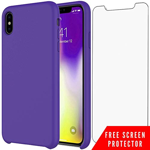HaloHalo Silicone iPhone Xs Max Case 6.5