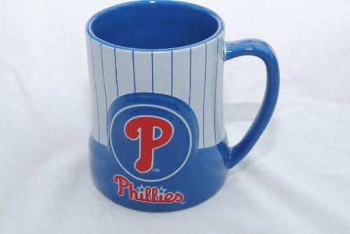 (The Boelter Companies 225784 Game Time Mug - Philadelphia Phillies)