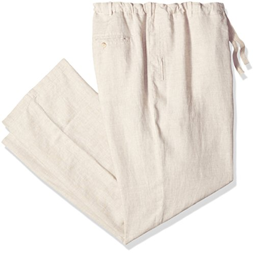 Perry Ellis Mens Linen Drawstring