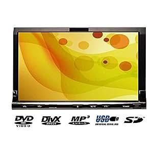 "BLUETECH RDA9750BT Autoradio DVD tactile 7"""
