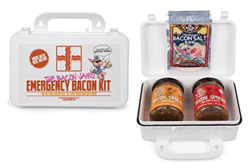 Bacon Gift Set - Bacon Emergency Kits - By The Bacon Jams (Mini Emergency Kit)