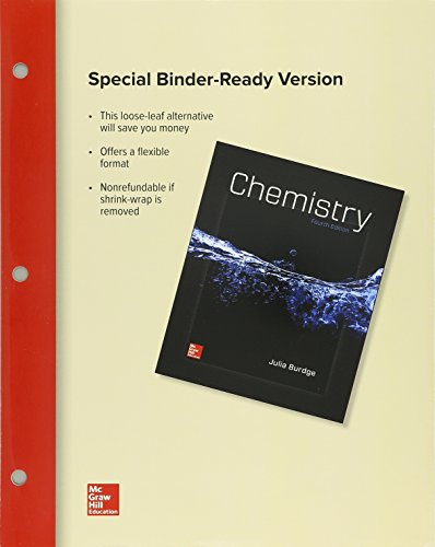 Loose Leaf for Chemistry