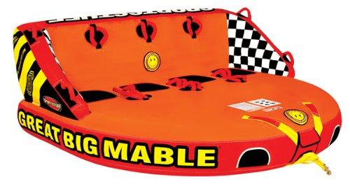 SPORTSSTUFF GREAT BIG MABLE Towable Tube by SportsStuff