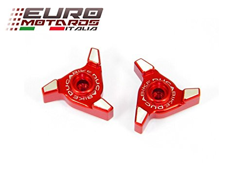 Ducati Multistrada 1200 Ducabike Italy Clutch Slave Cylinder Carbon Red: