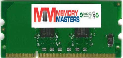 MemoryMasters 256M 144Pin 16-bit DDR2 SODIMM for HP Laserjet P2015/ P2055 / P3005 / CP1510 / CP2025 / CM2320 /M2727 (HP# CB423A) by MemoryMasters (Image #1)