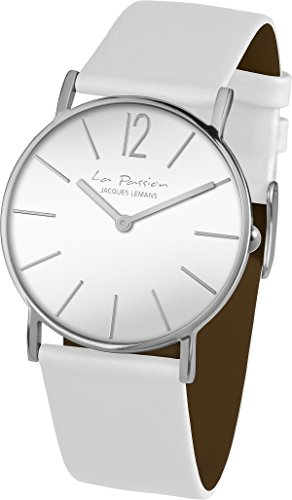 Jacques Lemans La Passion LP-122B Wristwatch for women Flat & light