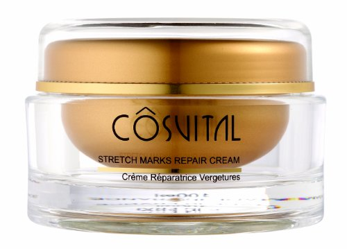 COSVITAL Skin Care – Stretch Marks Repair Cream for Mother After Pregnancy improves skin (Belly, Breast Marks) elasticity – Made in France