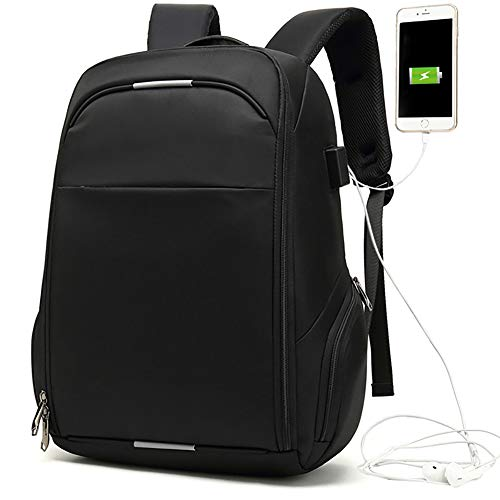 Amazon.com: Mens handbags Laptop Backpack Business Travel Casual Backpack With USB Charging Port, Water Resistant Large Compartment College School Computer ...