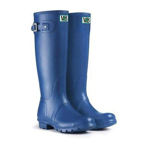 Steel and Boot Best Tall Welly Moneysworth Blue Rubber Women's 0vnfYxO