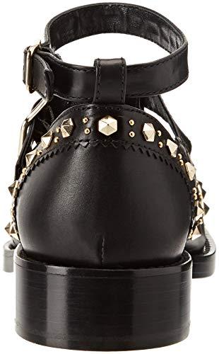 Twinset Milano Richelieus Ca8peu Femme Noir nXH8Xqr