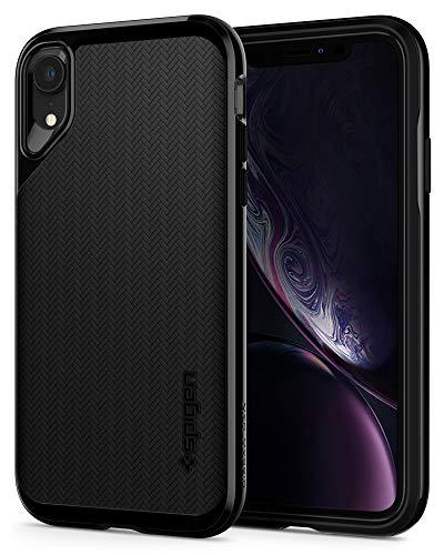 Spigen Neo Hybrid Designed for Apple iPhone XR Case (2018) - Jet Black