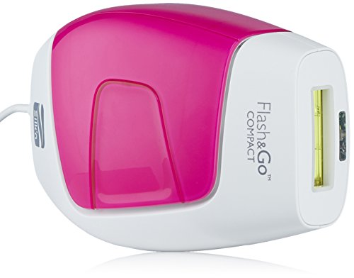 Silk'n Flash&Go Compact - At Home Permanent Hair Removal Device for Women and Men (Silk N Smooth Hair Remover)