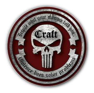 Craft Decal Private Military Security Sticker Chris Kyle