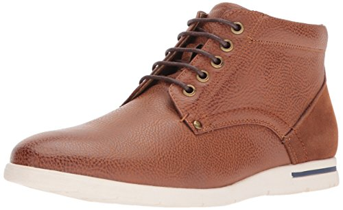 Madden Men's M-Velcra Chukka Boot, Cognac, 7 M US by Madden