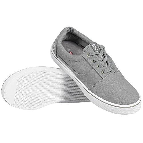 ECKO Unltd Herren Sneaker Daim grau