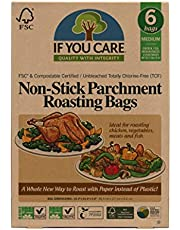 IF YOU CARE Non-Stick Parchment Roasting Bags