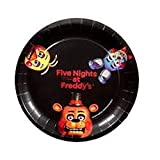 Five Nights at Freddy's Party Supplies Pack