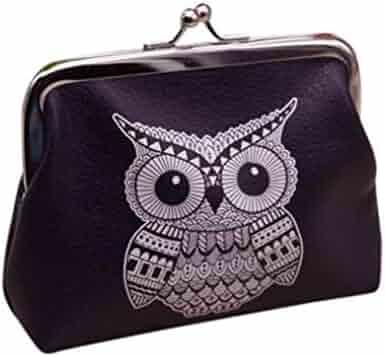 Baomabao Womens Clutch Handbag Owl Wallet Card Holder Coin Purse db7a545edb6f2
