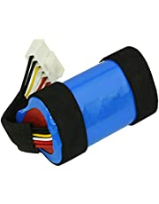 Replacement Battery for JBL Charge 4 4J 4BLK JBLCHARGE4BLUAM,fits Part No ID998 1INR19/66-3 SUN-INTE-118